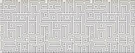 Декор Nuvola Light Labirint 50,5x20,1