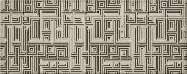 Декор Nuvola Greige Labirint 50,5x20,1