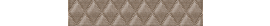 Бордюр Illusio Beige Geometry 31,5*6,2