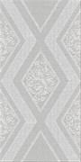 Декор Illusio Grey Geometry 31,5*63
