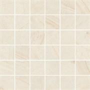 610110000423 Room Stone White Mozaico 30x30