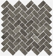 620110000098 Room Stone Grey Mozaico Cross 31.5X29.7X10