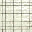 Onice Bianco Agata Mosaico