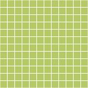 20068 Темари яблочно-зеленый матовый