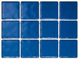 1243 Бриз синий, полотно 30х40 из 12 частей 9,9х9,9