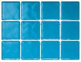 1244 Сезоны голубой, полотно 30х40 из 12 частей 9,9х9,9