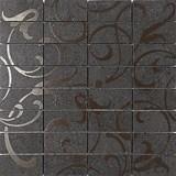 DP168\015 Декор Фьорд черный мозаичный