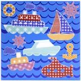 AR53\5055 Декор Морская прогулка